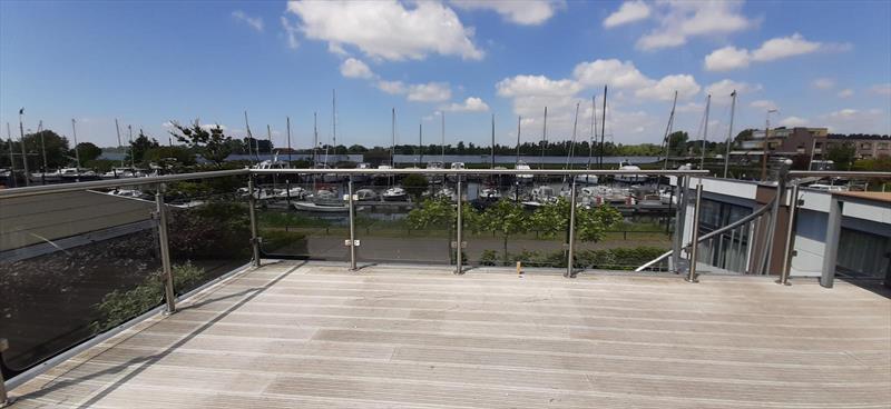 Vakantiehuis te koop in Dordrecht dakterras