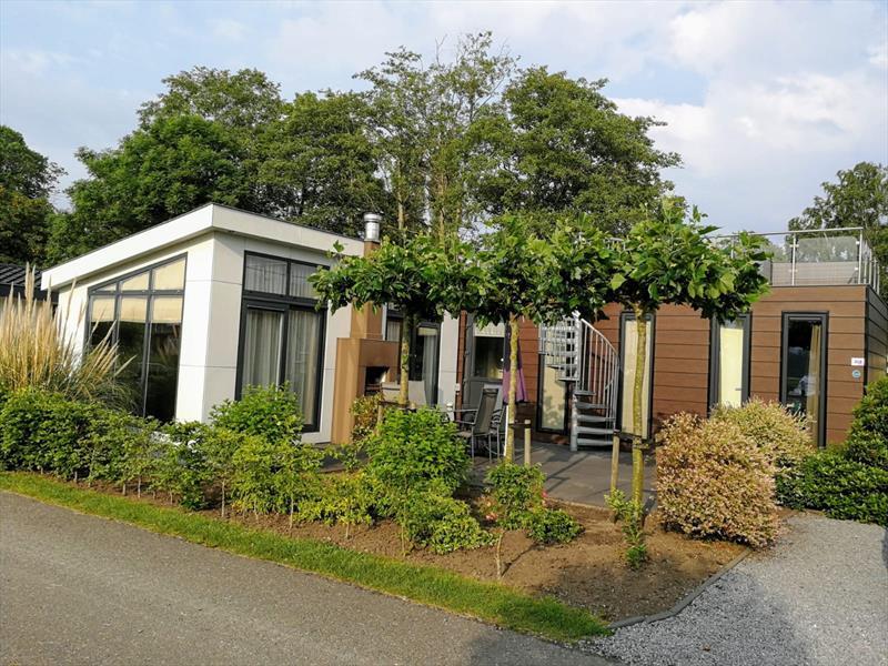 Vakantiehuis te koop in Dordrecht voorzijde