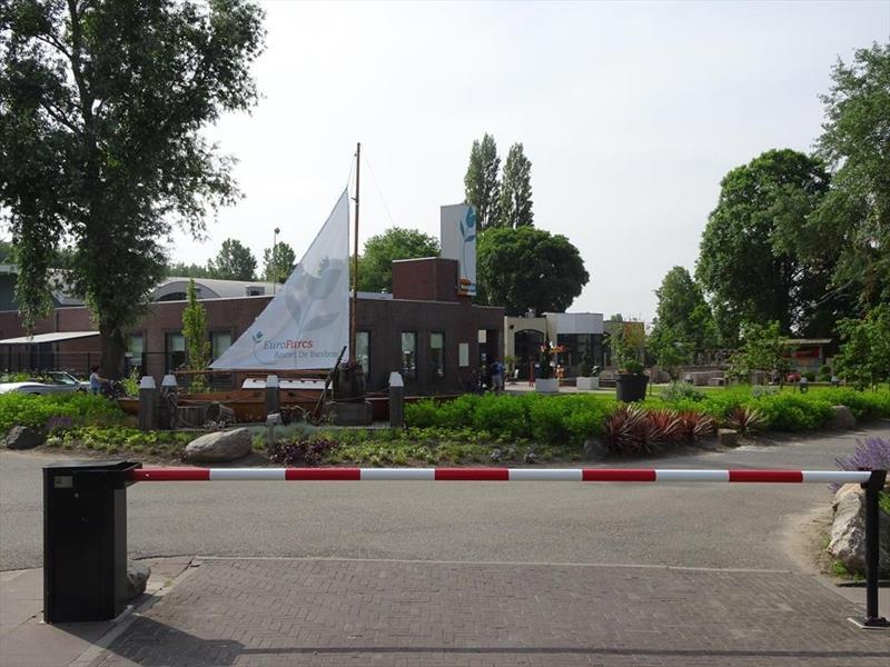 Vakantiehuis te koop in Dordrecht plattegrond park