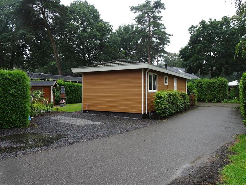 Vakantiehuis te koop Gelderland Ede Zonneoordlaan 47 K86 Toppark Bospark Ede Parkeerplaats