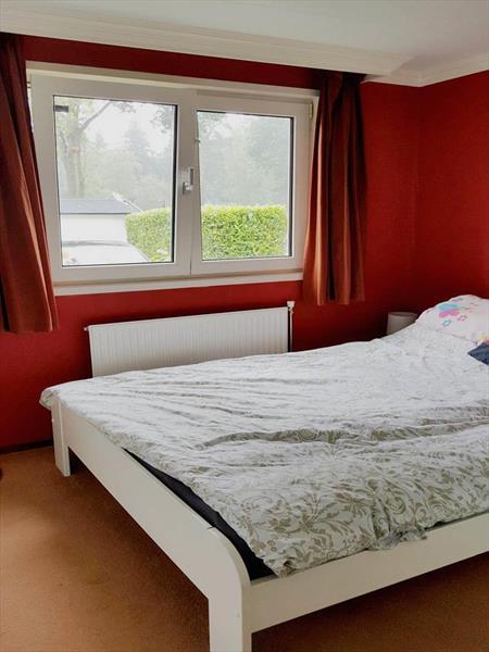 Vakantiehuis te koop Gelderland Ede Zonneoordlaan 47 K86 Toppark Bospark Ede Slaapkamer