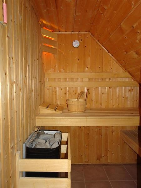 Vakantiehuis te koop sauna