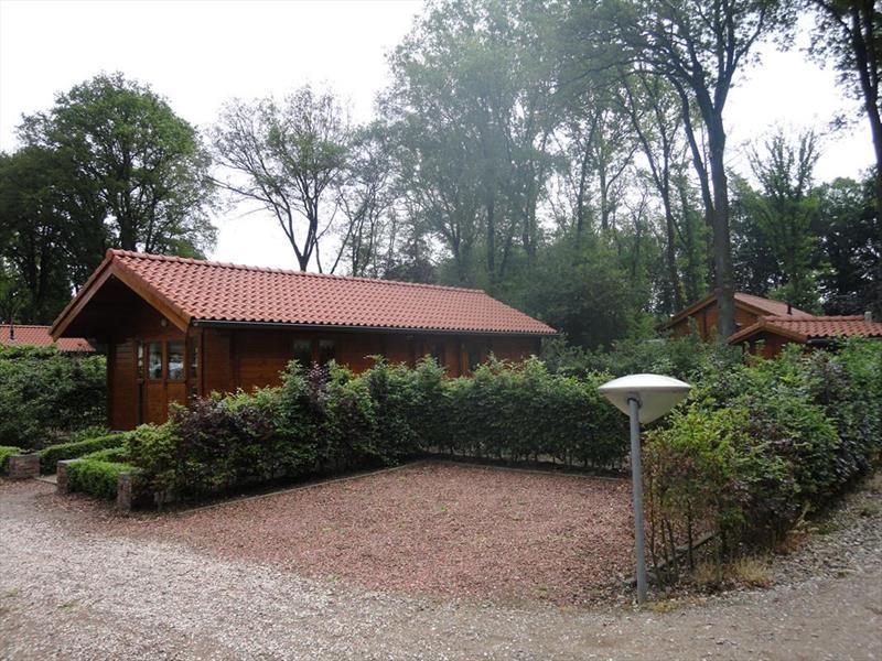 Vakantiehuis te koop Gelderland Epe Tongerenseweg 126 K20 Boerderijpark De Koekamp Parkeerplaats