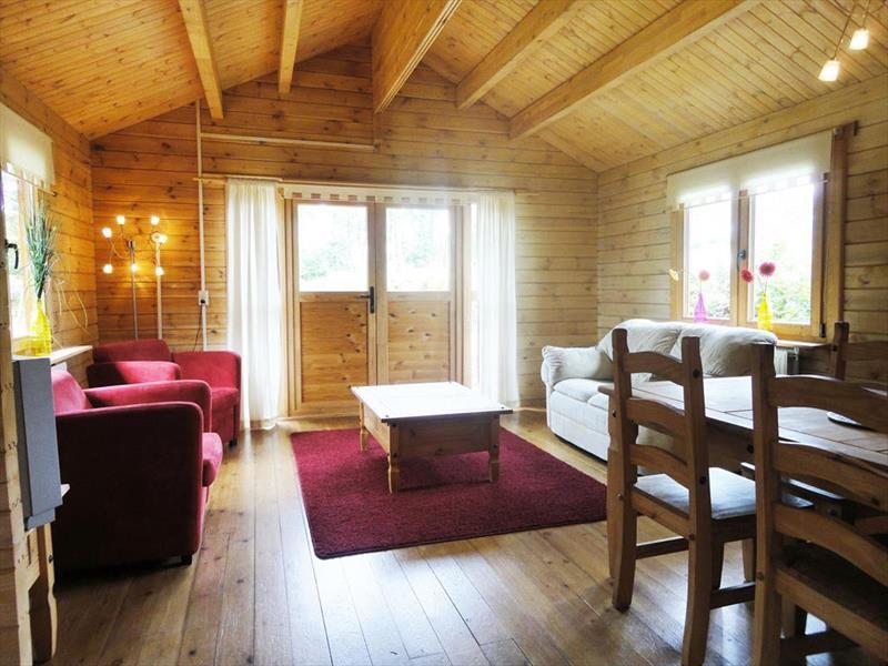 Vakantiehuis te koop Gelderland Epe Tongerenseweg 126 K20 Boerderijpark De Koekamp Woonkamer