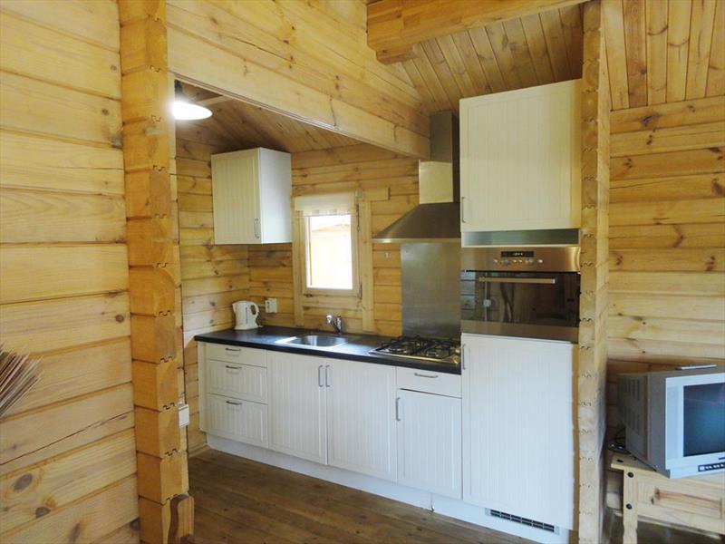Vakantiehuis te koop Gelderland Epe Tongerenseweg 126 K20 Boerderijpark De Koekamp Keuken