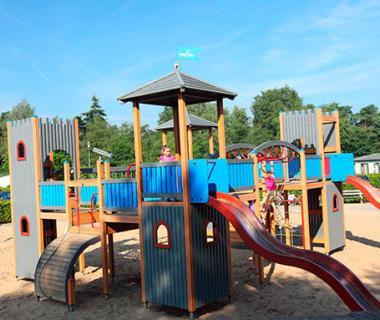 Vakantiehuis te koop Gelderland Epe Centrumweg 5 K16  Bospark De Schaapskooi Op het park