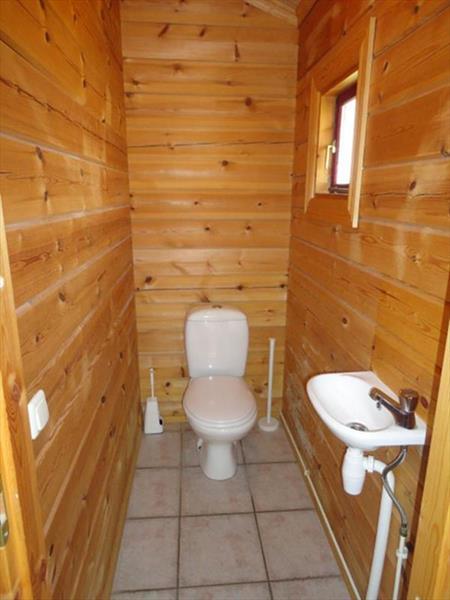 Vakantiehuis te koop Overijssel Gramsbergen Boslaan 1 Toilet