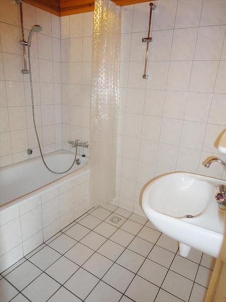 Vakantiehuis te koop Overijssel Gramsbergen Boslaan 1 Badkamer