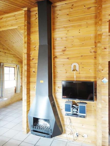 Vakantiehuis te koop Overijssel Gramsbergen Boslaan 1 Woonkamer