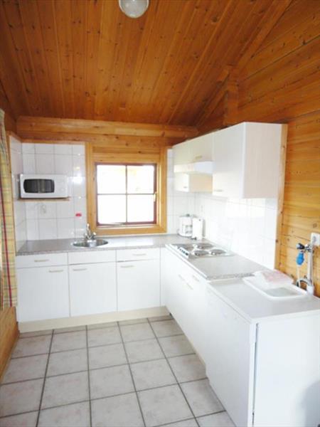 Vakantiehuis te koop Overijssel Gramsbergen Boslaan 1 Keuken
