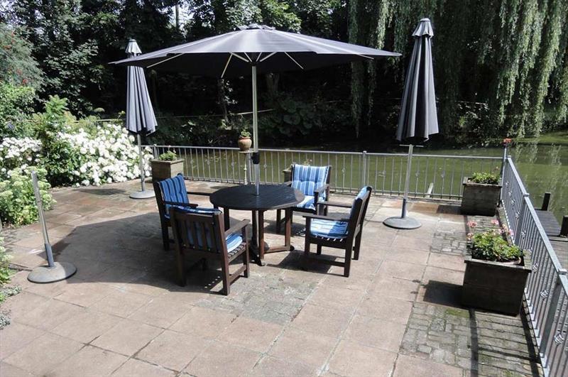 Vakantiehuis te koop Noord-Brabant Heeswijk Dinther Laverdonk 5 Terras