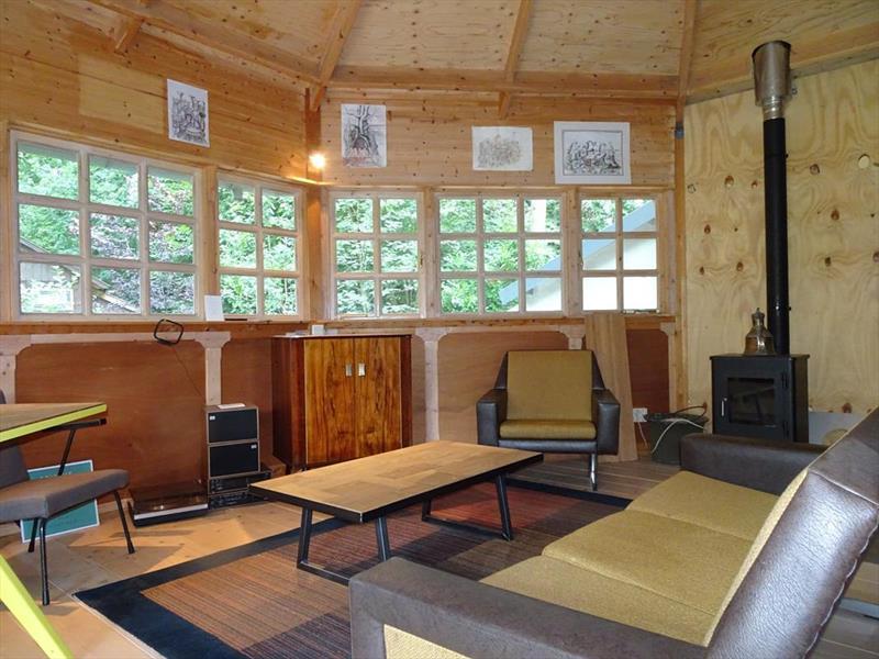 Vakantiehuis te koop Noord-Brabant Heeswijk Dinther Laverdonk 5 Woonkamer