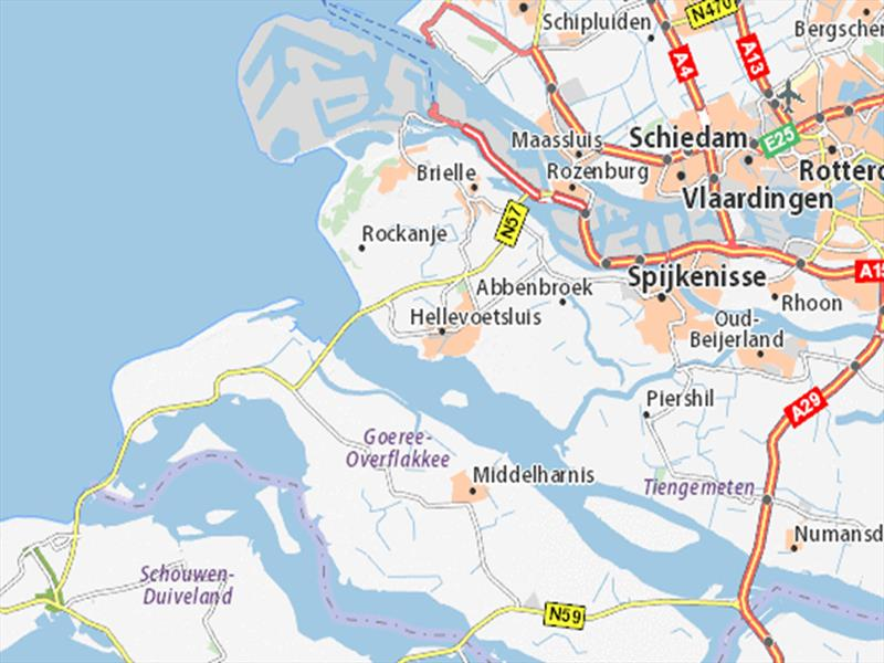 Vakantiehuis te koop Z.Holland Hellevoetsluis Nieuwe Zeedijk 1 K15 Park Cape Helius