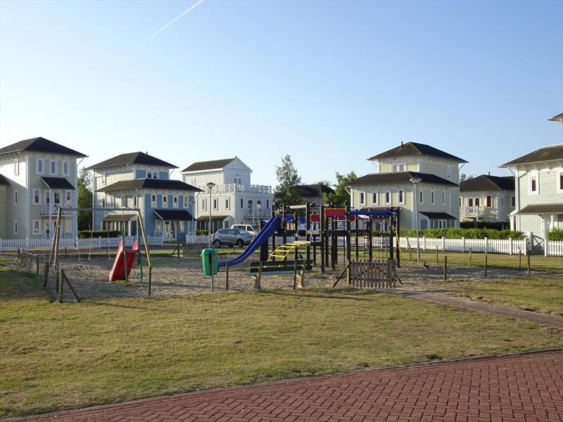 Vakantiehuis te koop Z.Holland Hellevoetsluis Nieuwe Zeedijk 1 K15 Park Cape Helius Op het park