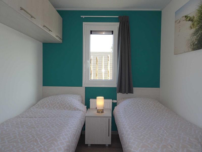 Vakantiehuis te koop in Hellevoetsluis slaapkamer 2