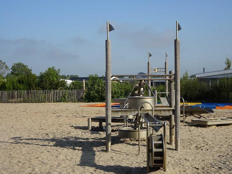 Vakantiehuis te koop in Hellevoetsluis speeltuin