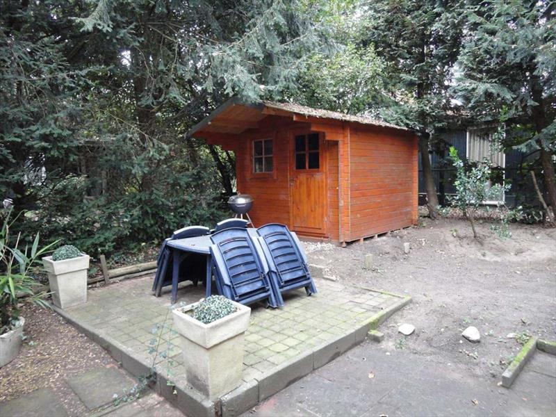 Vakantiehuis te koop Gelderland Heumen Vosseneindseweg 46 K233 Park Heumense Bos Tuin