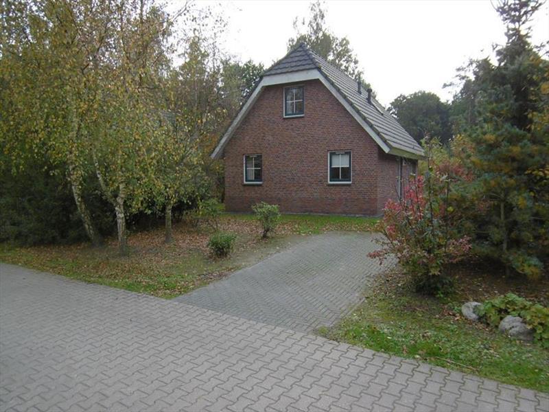 Vakantiehuis te koop Drenthe Hooghalen H.v. Halenweg 2 K57 Park Het Grote Zand Parkeerplaats
