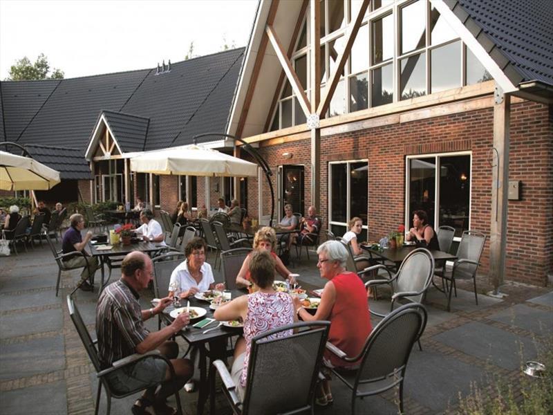 Vakantiehuis te koop Drenthe Hooghalen H.v. Halenweg 2 K57 Park Het Grote Zand Op het park