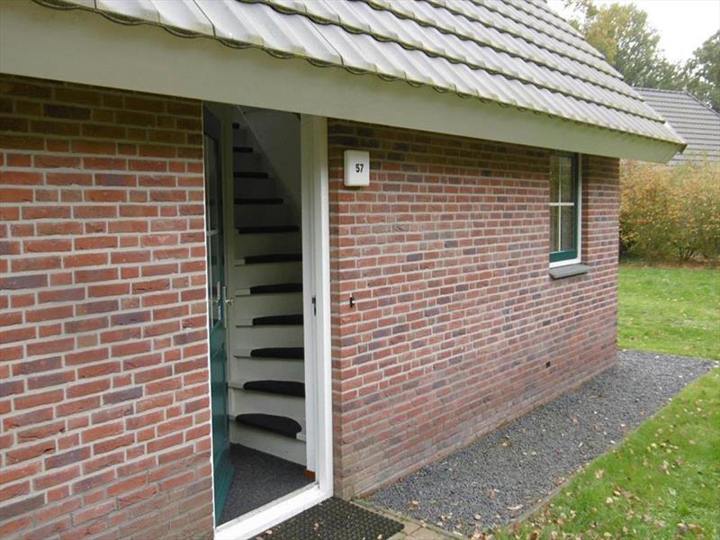Vakantiehuis te koop Drenthe Hooghalen H.v. Halenweg 2 K57 Park Het Grote Zand Entree