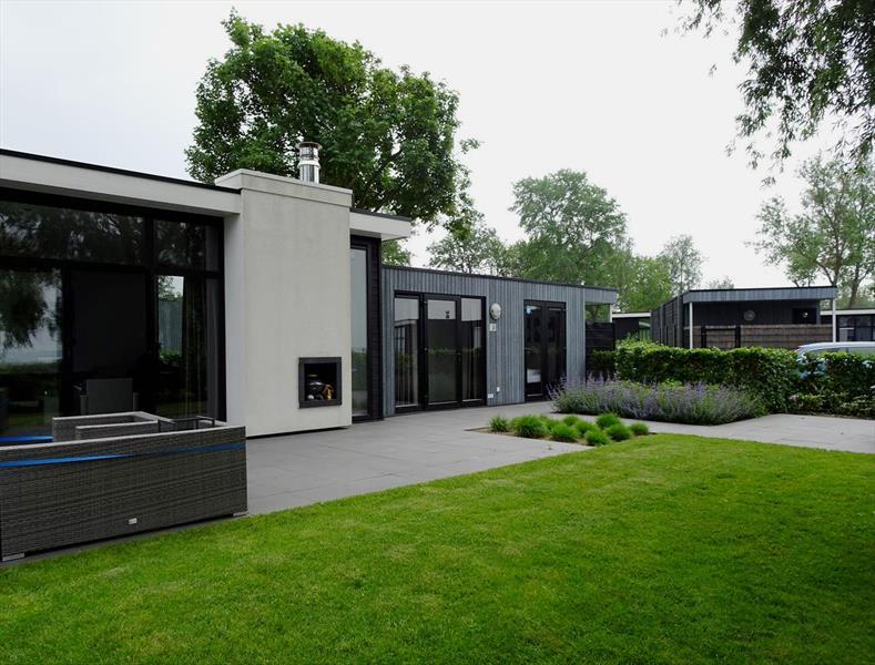 Vakantiehuis te koop varelseweg hulshorst for Overdekt terras model