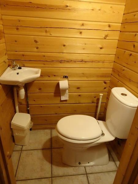Vakantiehuis te koop Gelderland Hulshorst Harderwijkerweg 495 K006 Park Hulshorsterhout  Toilet