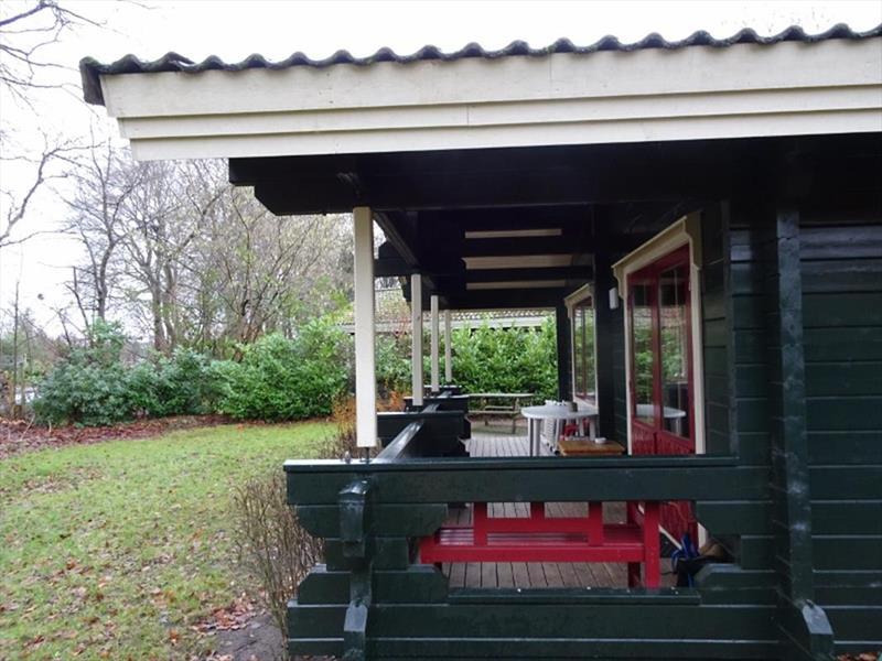 Vakantiehuis te koop Gelderland Hulshorst Harderwijkerweg 495 K006 Park Hulshorsterhout  Veranda