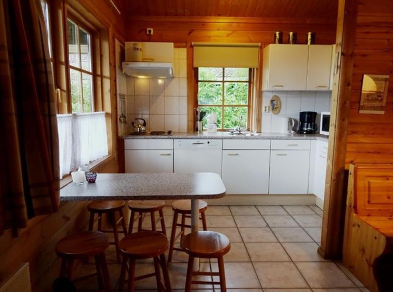 Vakantiehuis te koop Gelderland Hulshorst Harderwijkerweg 495 K006 Park Hulshorsterhout  Keuken