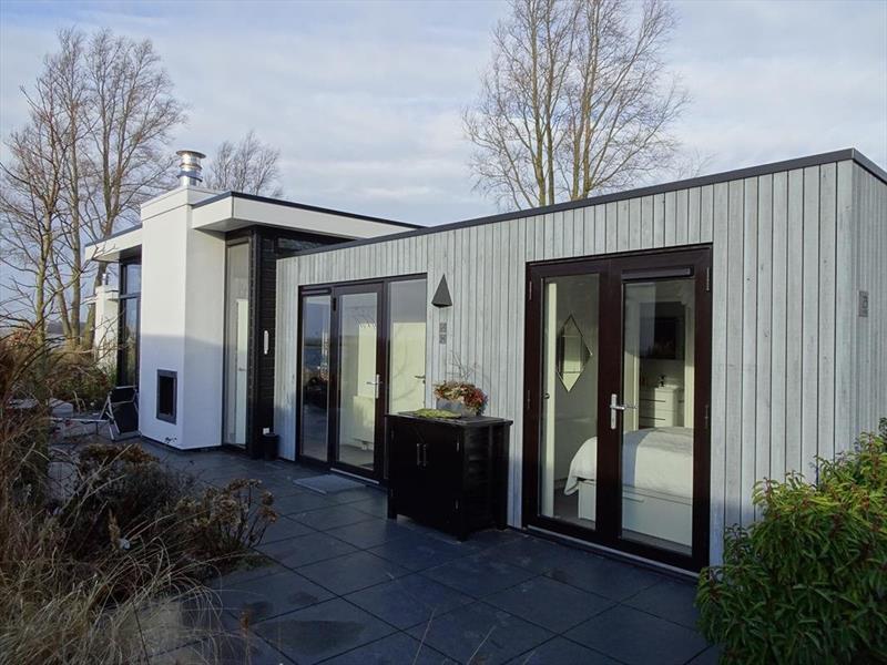 Vakantiehuis te koop in Hulshorst zijkant