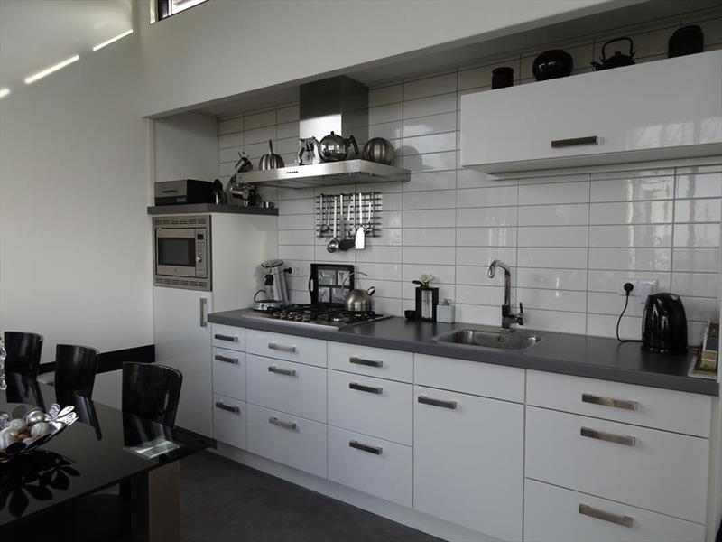 Vakantiehuis te koop in Hulshorst keuken
