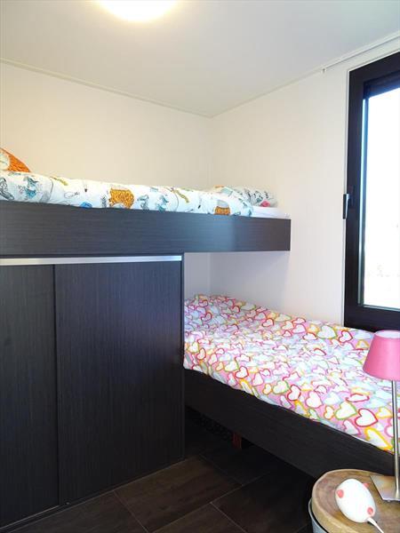 Vakantiehuis te koop Gelderland Hulshorst Varelseweg 211 Hulst16 Park Bad Hoophuizen Slaapkamer 2
