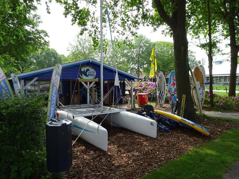 Vakantiehuis te koop Gelderland Hulshorst Varelseweg 211 Hulst16 Park Bad Hoophuizen Op het park