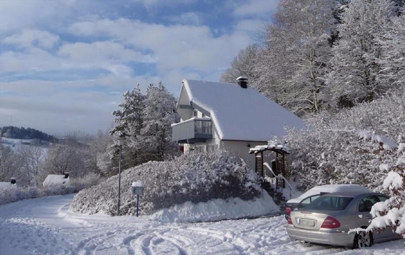 Vakantiehuis te koop Seepark Kirchheim winter
