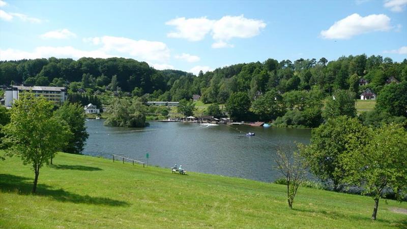 Vakantiehuis te koop Seepark Kirchheim  uitzicht