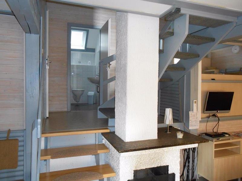 Vakantiehuis te koop Seepark Kirchheim trap