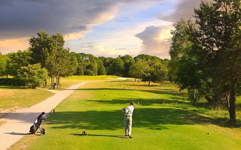 Vakantiehuis te koop Gelderland Kootwijk Kerkendelweg 30 K52 Park De Berkenhorst Voorthuizen Golfbaan