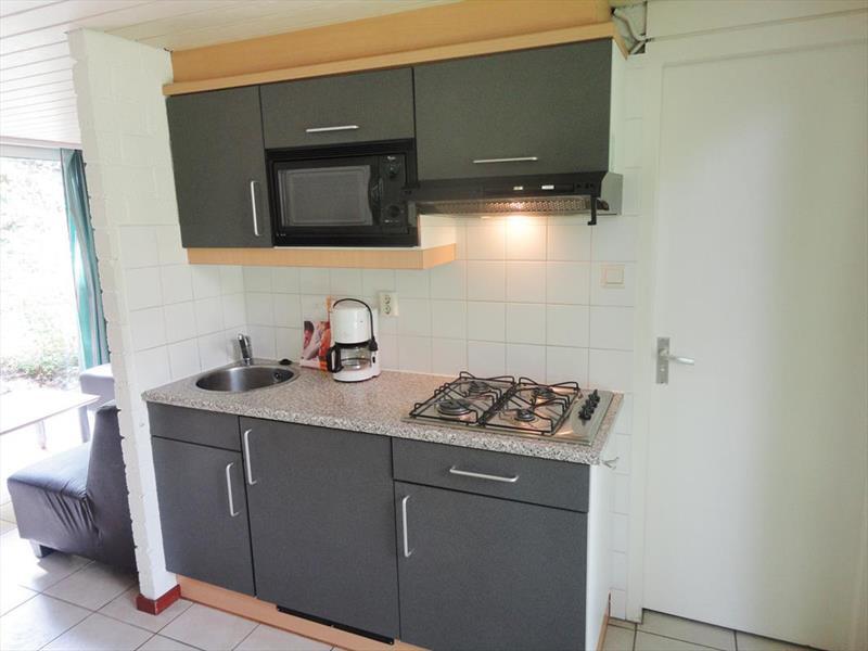 Vakantiehuis te koop Gelderland Kootwijk Kerkendelweg 30 K52 Park De Berkenhorst Keuken