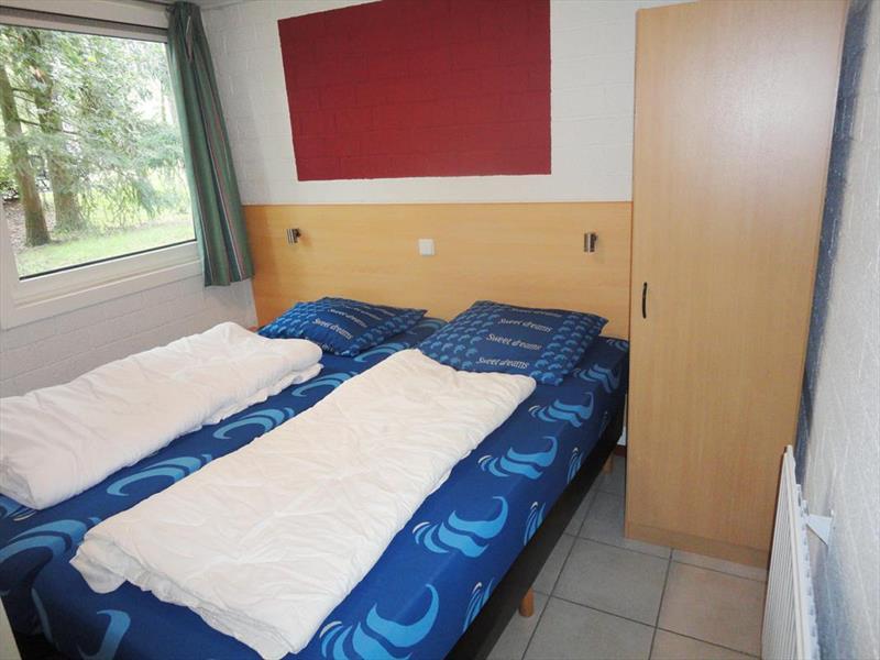 Vakantiehuis te koop Gelderland Kootwijk Kerkendelweg 30 K52 Park De Berkenhorst Slaapkamer 1