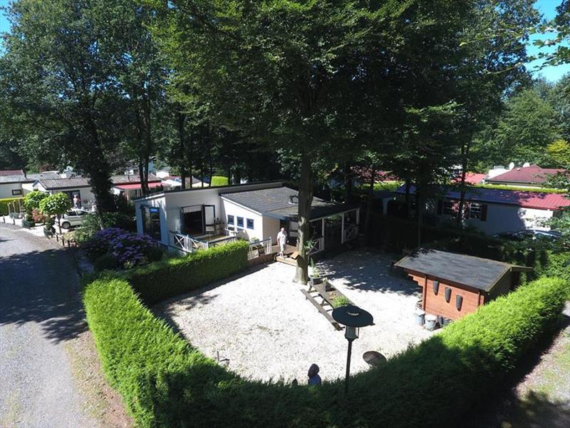 Vakantiehuis te koop Flevoland Kraggenburg Leemringweg 33 K S019 Park De Voorst Luchtfoto
