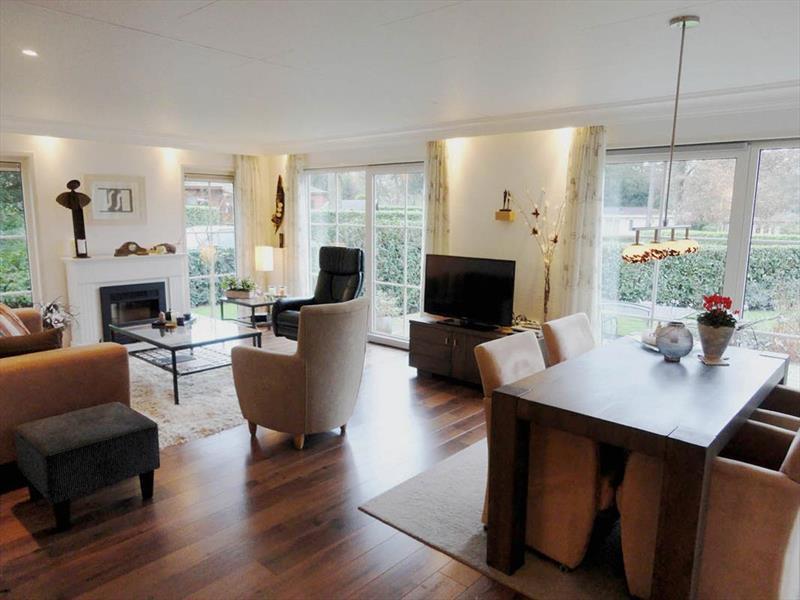 Vakantiehuis te koop Gelderland Lochem Ploegdijk 2 K15 Park Landgoed Ruighenrode Woonkamer