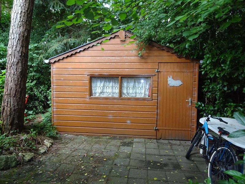 Vakantiehuis te koop Gelderland Lochem Ploegdijk 2 K312 Resort De Achterhoek Berging