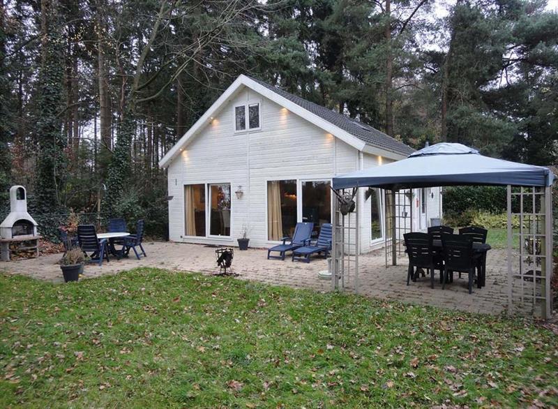 Vakantiehuis te koop Gelderland Lochem Ploegdijk 2 K277 Resort De Achterhoek Tuin