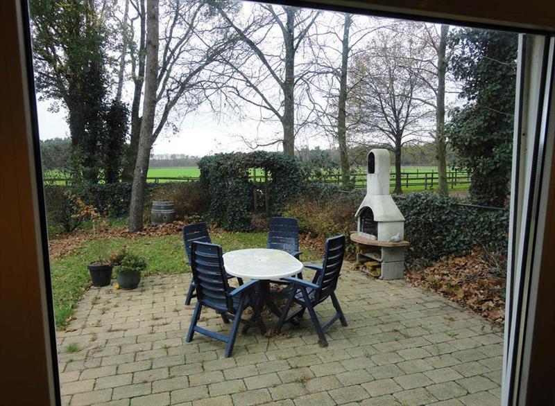 Vakantiehuis te koop Gelderland Lochem Ploegdijk 2 K277 Resort De Achterhoek Tuin met uitzicht