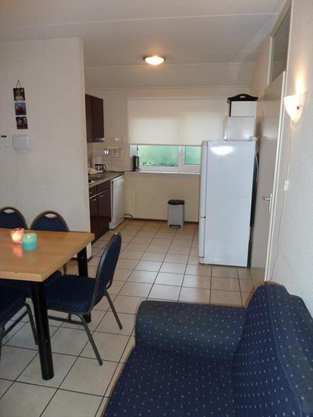 Vakantiehuis te koop Gelderland Lochem Vordenseweg 6 K233 Buitencentrum Ruighenrode Woonkamer en keuken