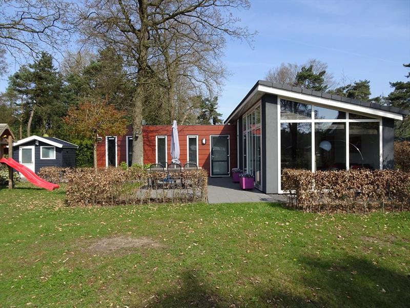 Vakantiehuis te koop Gelderland Lochem Ploegdijk 2 K128  Resort De Achterhoek  Tuin