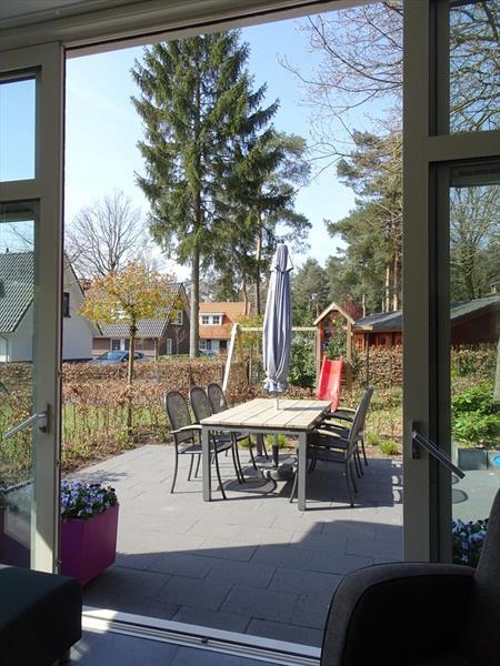 Vakantiehuis te koop Gelderland Lochem Ploegdijk 2 K128  Resort De Achterhoek  Terras