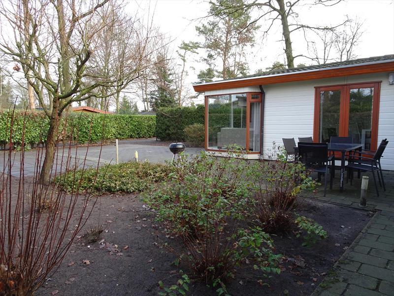 Vakantiehuis te koop Gelderland Lochem Ploegdijk 2 K99a  Resort De Achterhoek Tuin