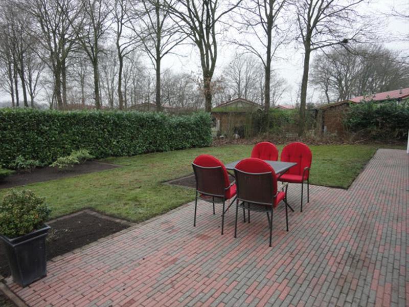 Vakantiehuis te koop Overijssel Luttenberg Heuvelweg 9 K110  Park De Luttenberg  Tuin