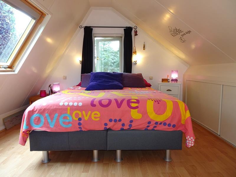 Vakantiehuis te koop in Maasbomel slaapkamer 1