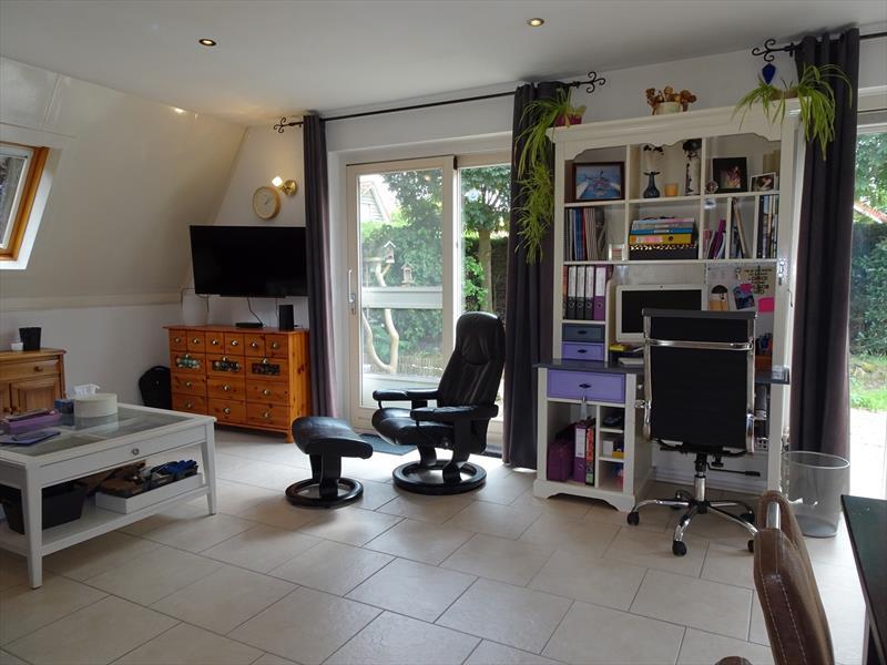 Vakantiehuis te koop in Maasbomel woonkamer
